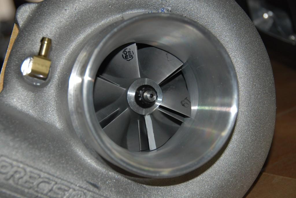 Compressor side